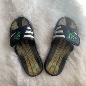 Adidas Slide Sandals - Size 8